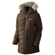 Härkila Expedition Lady Daunenjacke Shadow brown
