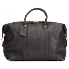 Baron Weekend Bag Brown Leather