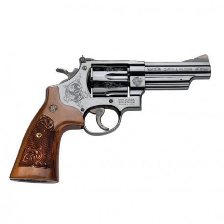 S&W Rev.Model 29 Engraved 44 Mag.