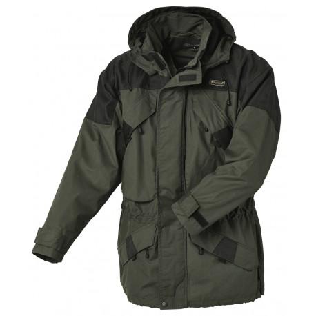 Pinewood Lappland Extrem Jacke Moosgrün/Schwarz