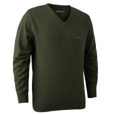 Deerhunter Brighton Pullover V-hals Grün