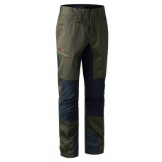 Deerhunter Rogaland stretch Hose kontrast Adventure green