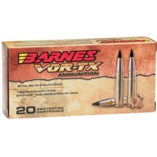 Barnes .300 AAC Blackout TAC-TX BT 120grs.