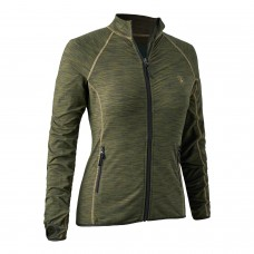Deerhunter Damen Insulated Fleece Green melange