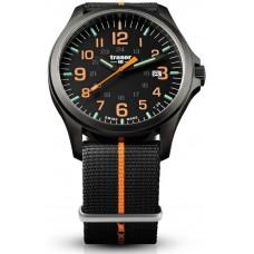 Traser H3 P67 Officer Pro GunMetal Black/Orange