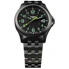 Traser H3 P67 Officer Pro GunMetal Black/Lime