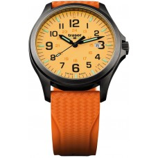 Traser H3 P67 Officer Pro GunMetal Orange