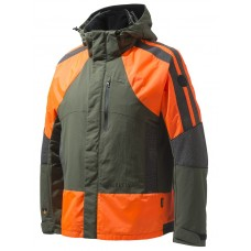Beretta Dornendichte Hundeführer Jacke Thorn Resistant GTX Grün/Orange