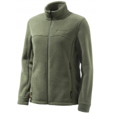 Beretta Light Polar Fleece Pullover Herreen Grün