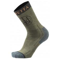 Beretta Socken Merino Lang Grün