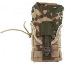 Heckler & Koch HK417/MR223/MR308/G28 20er Doppelmagazintasche desert-camo