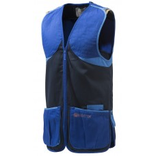 Beretta Full Mesh Vest Blau