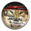 Umarex Jackal cal. 4,5 mm, 500 Stück