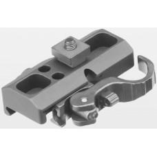 ERATAC Adapter mit Nutenstein für Harris-Zweibein