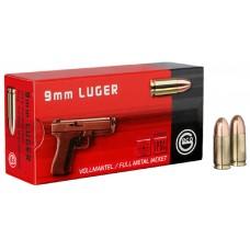 GECO 9mm Luger VM 8,0gr/124grs 50 Stk