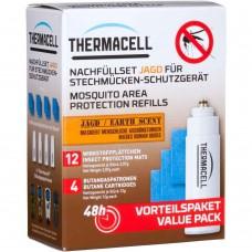 THERMACELL Nachfüllpack Jagd für Mückenabwehrgerät 48 Std.