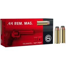 GECO 44 Rem. Mag. Teilmantel-Flachkopf 15,6g/240gr