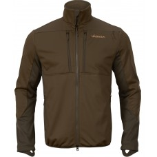 Härkila Mountain Hunter Pro WSP Fleecejacke Hunting green/Shadow brown