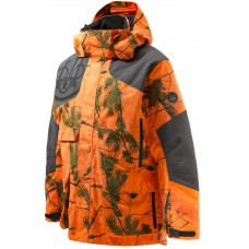 Beretta Insulated Static EVO Jacke Herren Realtree Camo Orange