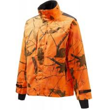 Beretta Brown Bear EVO Jacke Herren Realtree Camo Orange