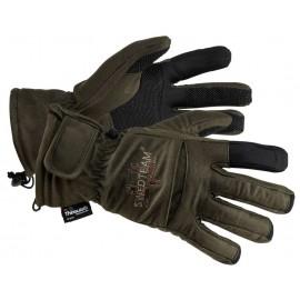 Swedteam Handschuh Grün mit Thinsulate