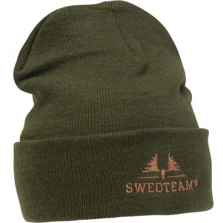 Swedteam Strickmütze Grün