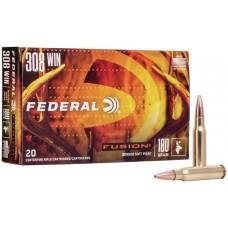 Federal Ammunition .308 Win. Fusion 11,7g/180grs.