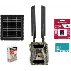 SnapShot Cloud 4G simHERO Solar-Kit 1
