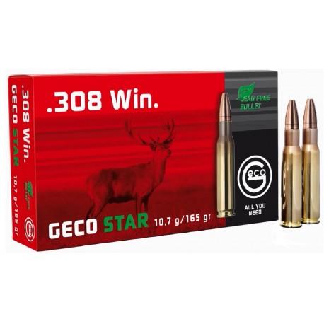 GECO .308 Win. STAR 10,7g/165grs.