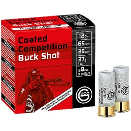 GECO Coated Competition Buck Shot 12/65 27,0 g