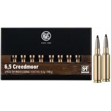 RWS 6,5 Creedmoor S-Tip Pro 9,1g/140gr