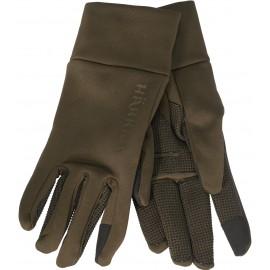 Härkila Power Stretch Handschuhe Willow green