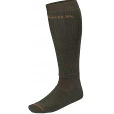Härkila Pro Hunter 2.0 Socken lang Willow green/Shadow brown