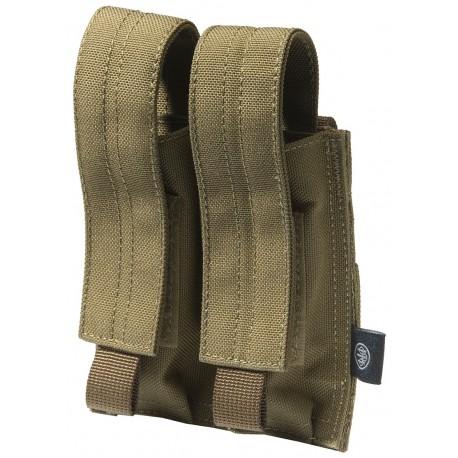 Beretta Tactical Line Doppel Magazinhalter Coyote Braun
