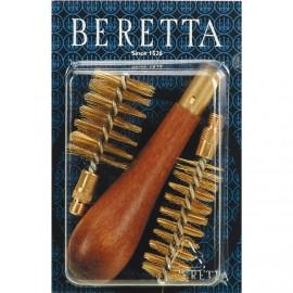 Beretta Bürstenset mit kurzem Handgriff