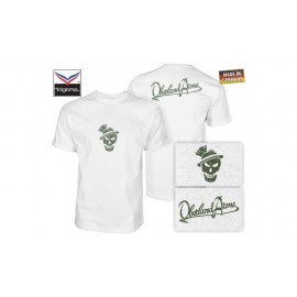 OA Lifestyle T-Shirt Big Sepp White/Oliv