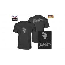OA Lifestyle T-Shirt Big Sepp Black/Gray