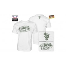 OA Lifestyle T-Shirt Sepp Sunrise White/Oliv