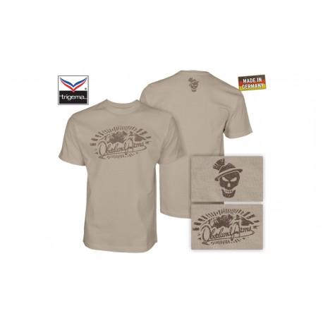 OA Lifestyle T-Shirt Sepp Sunrise Sand/Brown