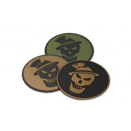OA 3D Rubber Patches Tactical Sepp