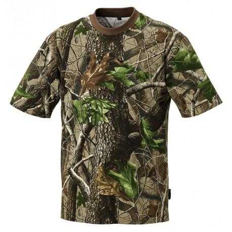 Pinewood T-Shirt Camouflage