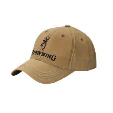 Browning Kappe braun