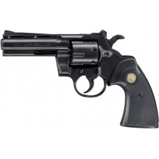 RECK PYTHON Gas-Signal Revolver, cal. 9 mm R.K. - Schwarz