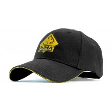 PUMA Kappe schwarz mit Klemmverschluss