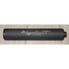 Schalldämpfer B&T, Kal. .22 Mod. FBP HP