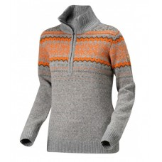 Fjällräven Vika Sweater Grau
