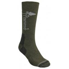 Pinewood Socken/Strümpfe Oliv Melange(148)