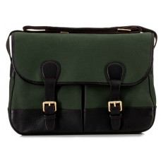 Baron Country Tote Green Canvas