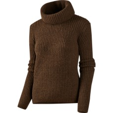 Härkila Torun Lady Strickpulli Slate brown