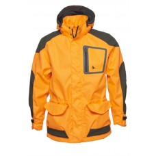 Seeland Kraft force Jacke Hi-vis orange
